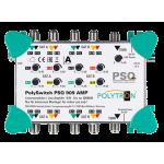 PSQ 909 Amp 9-vstupový zosilňovač