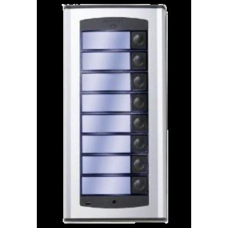 AG100TS povrchová montážna krabica a predný kry