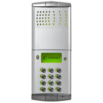TD6100PL digitálna dverová stanica