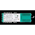 PSQ 512 P  samostatný multiprepínač 5 vstupov, 12 výstupov