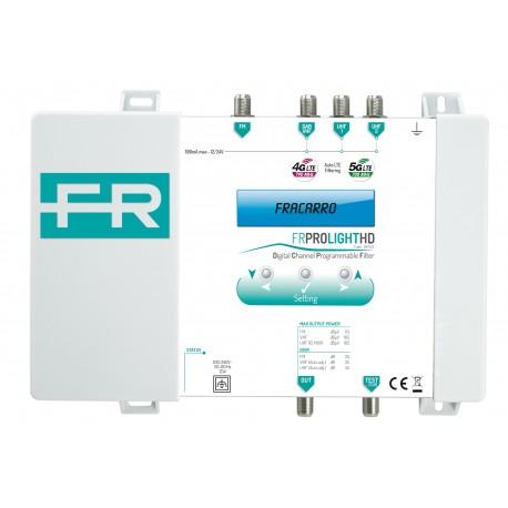 FRPRO LIGHT HD programovateľný zosilňovač s vysokou selektivitou