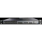 WDS1U16PGE 1U 16PON GEPON OLT, 2*10Gb uplink SFP slots,CLI,SNMP